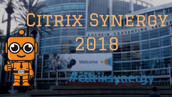 Citrix Synergy 2018: Day 0