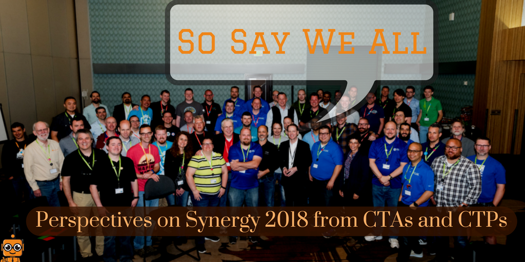 Citrix Synergy 2018 Perspective: CTA Chris Schrameyer