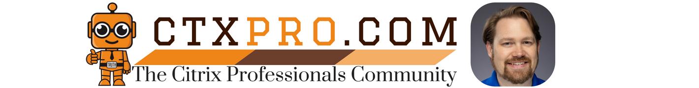 Citrix Professionals - ctxPRO.com